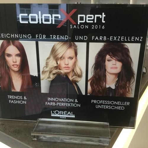 Auszeichnung: ColorXpert